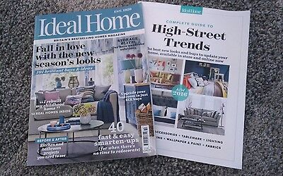 Ideal Home Magazine   October 2016