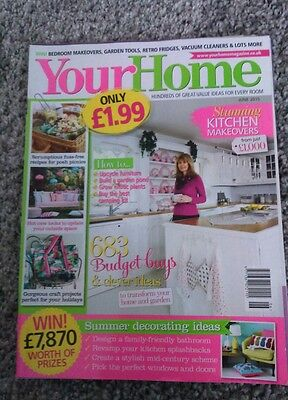 Your Home Magazine June 2015