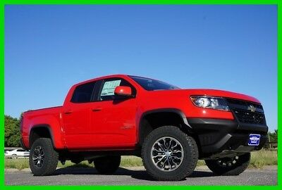 2018 Chevrolet Colorado ZR2 2018 Chevy Colorado ZR2 4X4 Diesel leather/heated seats & navigation 17miles!!!