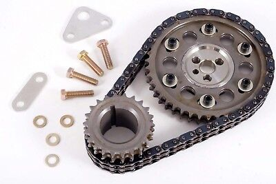 Crane Pro-Series Double Roller Timing Chain Set GM LS-Series P/N 144984-1