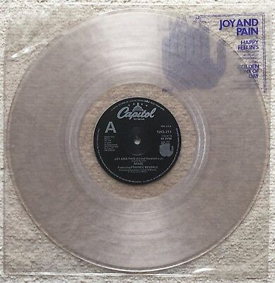 """MAZE Feat. FRANKIE BEVERLY - JOY AND PAIN 12"""" - 1981 UK CAPITOL  12CL 211"""