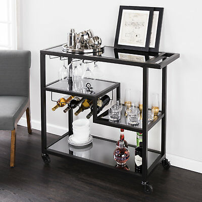 Brayden Studio Astoria Bar Cart