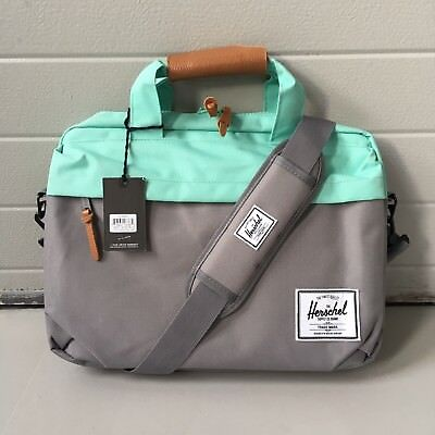 Herschel Supply Company 'Clark' Messenger Laptop Bag Cabin Luggage Unisex NEW