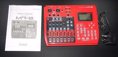 Fostex MR-8: Digital Multi-track recorder Used but very good condition