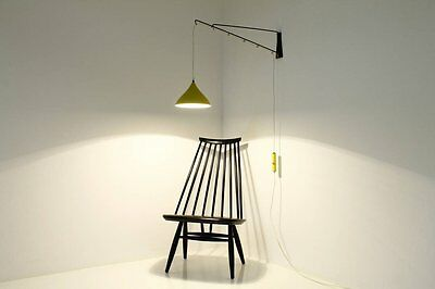 COSACK Wandleuchte Wall Lamp 1950er Jahre Lampe Sconce Counter Weight