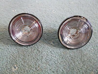 MAZDA MX5 Eunos Roadster MK1 MK2 MK2.5  SIDE INDICATOR REPEATERS - CLEAR