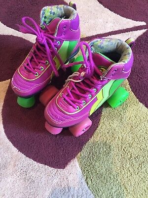 Rio Roller Boots Size 13 (12-1)