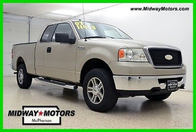 2007 Ford F-150  2007 Used 5.4L V8 24V Automatic 4WD Pickup Truck