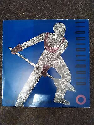 LIQUID LIQUID Did we must 99 Records REISSUE VINYL 12""