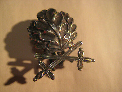 Old Wehrmacht oak leaves swords for the knight cross 1939 stamp 800 and 21 WW II