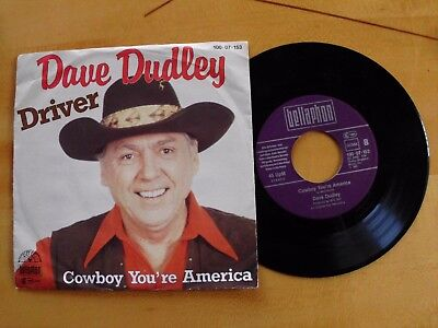 Dave Dudley - Driver/Cowboy you're America