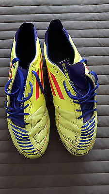 Lionel Messi Match Worn and signed adidas boots!!! Barcelona