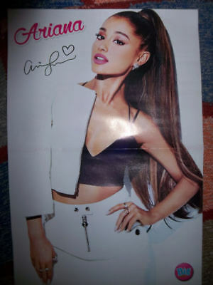 ARIANA GRANDE Italian Clippings / Articles / Posters / Articoli / Foto / Poster!