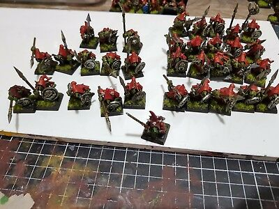 age of sigmar Warhammer Fantasy Orc 33 night goblins and goblin lord