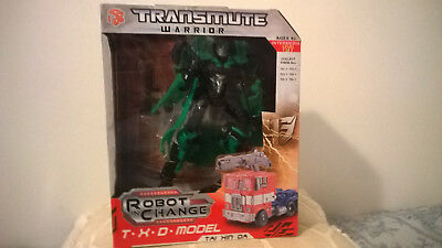 Transformers Crosshairs Txd Model Oversized Nuovo New