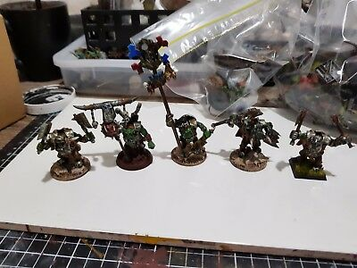 age of sigmar Warhammer Fantasy Orc Command