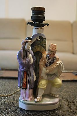 Chinese Porcelain figurine figure Old China