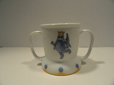 Smaskig Double Handled Dragon Cup
