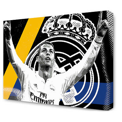 Cristiano Ronaldo - Real Madrid Canvas