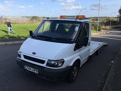 Ford Transit Recovery Truck 3.5T