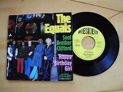 The Equals - Soul Brother Clifford/Happy birthday girl