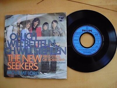 New Seekers - Oh, ich will betteln, ich will stehlen/Move me Lord