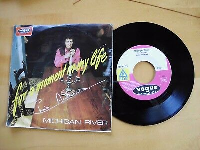 Chris Andrews - For a moment in my life/Michigan River