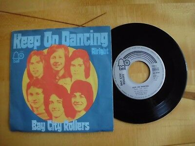 Bay City Rollers - Keep on dancing/Alright