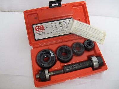 GB KOM-50125 Mechanical K.O. Knockout Set
