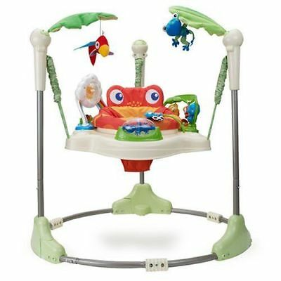 NEW Fisher-Price Rainforest Jumperoo for Toddlers