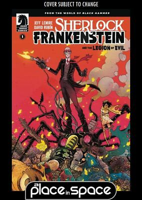 Sherlock Frankenstein And The Legion Of Evil #1A (Wk42)