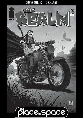 Realm #2D - Walking Dead #15 Sketch Variant (Wk42)