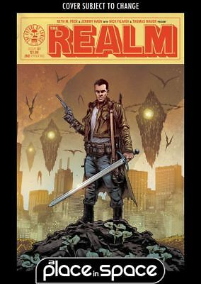 Realm #1 - 2Nd Printing (Wk42)