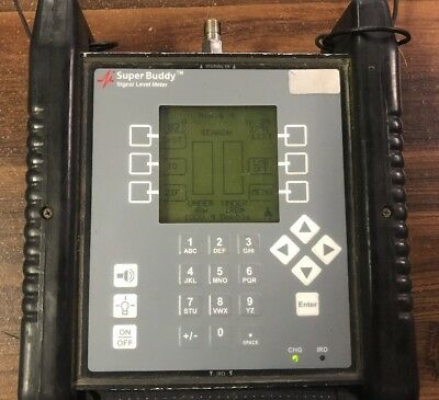 Applied Instruments SUPER BUDDY Satellite Finder and Signal Level Meter