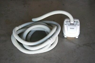 Hayward Pool Vac Ultra Pool Cleaner Vacuum with 40' Feet of Hose Good Condition