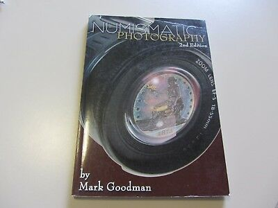 Numismatic Photography by Mark Goodman 2ND EDITION COIN