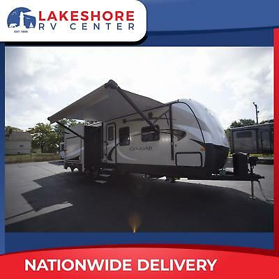 Rv Campers For Sale >> 2018 Keystone Travel Trailer Cougar Half Ton 33mls 5th Wheel
