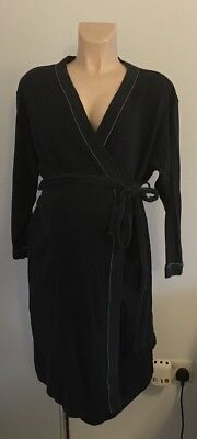 Mothercare Maternity Dressing Gown Size 12-14