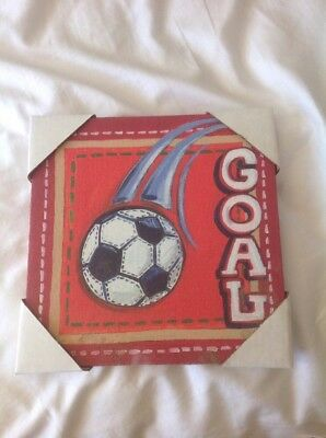 Oopsy Daisy Too Fine Art for Kids SOCCER GOAL