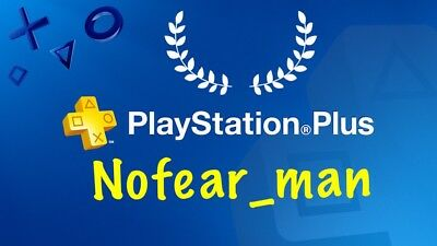 PlayStation Plus Mitgliedschaft PS3 | PS4 | PS Vita 14 Tage (kein Code)
