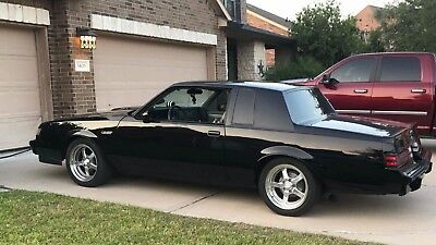 1986 Buick Grand National  1986 Buick Grand National 600+rwhp! 35k in upgrades alone! MAKE OFFER