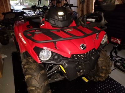 can am outlander L570