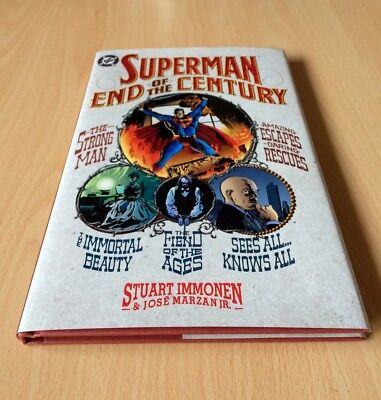 """""""Superman : End of the Century"""" graphic novel hardcover (DC Comics)"""