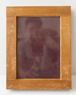 "Vintage 5"" x 7"" Century Wooden Contact Printing Frame (57-15)"