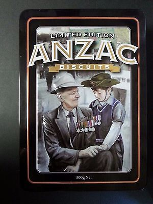 Anzac Biscuit Tin Limited Edition 2009