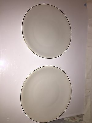 2 Heinrich And Co Selb Bavaria Germany Plates.
