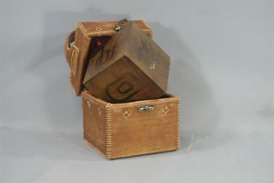 Sleepy Hollow Screen Used Ming Conundrum Box & Case Ep 410