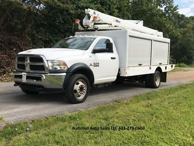 2013 Ram Other  2013 Ram 5500 Altec Lighting Bucket Truck