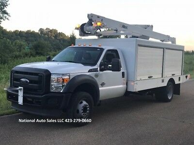 2013 Ford Other  2013 Ford F-550 Altec lighting truck