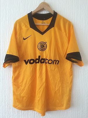 Kaizer Chiefs  2004 / 2005 Home Football Shirt - South Africa  Kaizerchiefs Fc